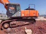作動状態の使用された掘削機日立Zx450-6
