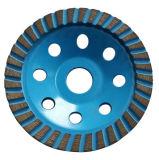 Тип Turbo зубов колеса чашки диаманта прямой