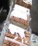 최신 작풍 보장 1개 년 자동 부대 포장기 빵 포장