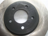 SelbstShassis zerteilt vordere Bremsen-Platte (LW20116) für Ford Mazda