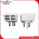Carregador portuário da parede do curso do USB do micro dos acessórios 4 do telefone móvel multi