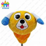 Peluche Dog Fun Kiddie Rides Zippy Animal Walking Car per Shopping Center
