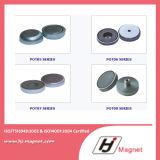 De hete Magnetische Magneet Assembly&Pot van de Verkoop met het Ontwerp van de Klant