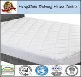 Extraplüsch gestepptes Auflage-Bett-Matratze-Deckel-Bambusfaser-Gewebe