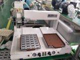 Macchina d'erogazione doppia della colla stabile della stazione di lavoro per la linea di produzione (JT-D3310)