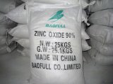 Flores de zinco de zinco brancas