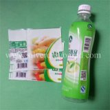 Ярлык Shrink PVC для бутылки батареи упаковывая