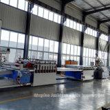 China Belüftung-Schaumgummi-Vorstand-Strangpresßling-Zeile mit ISO9001 genehmigte