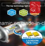 H4 H/L LED Cer-Bescheinigung des Scheinwerfer-4800lm