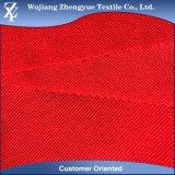 Tessuto impermeabile dei vestiti dello Spandex del poliestere della saia per i pantaloni delle donne di stirata