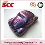El color podía cambiar la pintura del coche de Chameleo