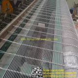 Revestimento decorativo do metal do aço inoxidável/engranzamento de fio arquitectónico