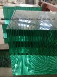 glace de flotteur de 3-8mm avec le bord Polished plat