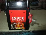 12V2.5ah gedichtete wartungsfreies Leitungskabel-saure Motorrad-Batterie