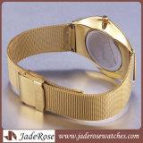 卸し売り女性ファッション・ウォッチ、最も新しい腕時計、ステンレス鋼の腕時計
