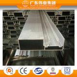 Profilo di alluminio della venatura del legno di alta qualità per la finestra ed il portello