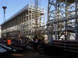 Supermercado pesado de la estructura del precio de fábrica/centro temporal grande de la oficina/de exposición