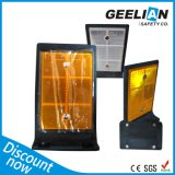 熱い販売の適用範囲が広い長方形の道ハイウェイのガードレールのDelineatorの反射鏡