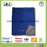 Le polyester enveloppent le sac de couchage de 2 personnes