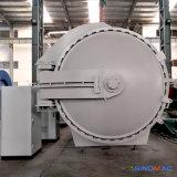 Elektrische Heizungs-zerteilt industrieller Zusammensetzung-Autoklav für das Aushärten der Flugzeuge (SN-CGF3080)