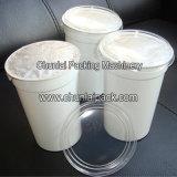 De automatische Kop die van de Yoghurt en Plastic GLB vullen verzegelen die Machine plaatsen