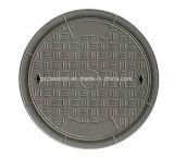 연성이 있는 무쇠 맨홀 뚜껑 및 프레임 En124