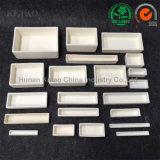 Керамический алюминий тигельной плавки лаборатории 99 Ai203