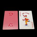 Les meilleures cartes de jeu de papier de casino du numéro 92 de taille normale promotionnelle de tisonnier