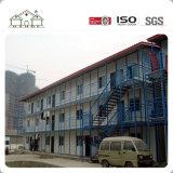 Casa Prefab de aço clara Three-Storey para Filipinas