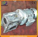 Коробка передач глиста алюминия Gphq Nmrv40 50