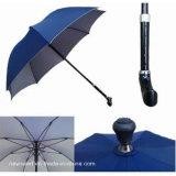 Parasol de parapluie de bâton de marche de Wellpii