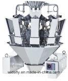 El pesador de Multihead del embalaje de Aginomoto modificó para requisitos particulares