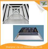 3-Way Verspreider van de Lucht van het Plafond voor Ventilatie
