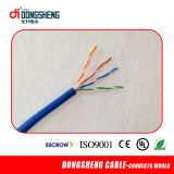 Network Cable Factory Preço competitivo Cat5e & CAT6 UTP, FTP. SFTP
