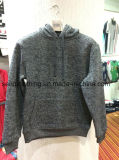 남자 외투 옷 디자인 Fw 8640를 위한 자신의 로고 Hoody를 가진 주문 Hoodie 스웨터 형식