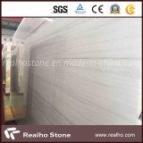 Opgepoetst Griekenland Celine White Marble Slab voor de Decoratie van de Muur en van de Vloer