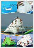 Agua flotante inflable Escalada Juego Iceberg