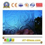 3~8mm Windows 또는 문 유리제 가구 유리제 장식무늬가 든 유리 제품