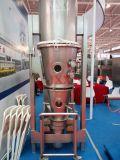 El secado de alta calidad y de granulación de la máquina secadora de lecho fluidizado