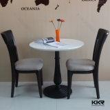 Kkrの工場は2 SeaterアクリルのSoildの表面のコーヒーテーブルを供給する