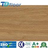 Plancher en bois d'Unilin de cliquetis de vinyle commercial de PVC