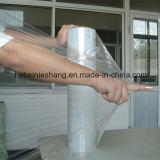 Película de estiramento plástica do PE do produto comestível