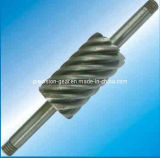 20crmnti Gear Shaft, Steel Helical Shaft