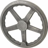 ステンレス製カスタム工員の車輪