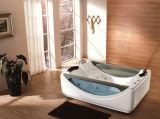 1.8 Bañera de interior libre del masaje de los contadores