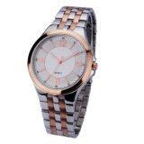 人2017年のための低いMOQのステンレス鋼の腕時計
