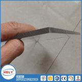 Placa contínua de obstrução Bendable plástica matizada Fire-Retardant do policarbonato da telhadura