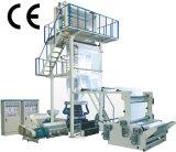2 PE lagen Machine van de Film van de Blazende met de Complexe Gebeëindigde Schroef en het Vat van de Extruder 42crmoal Nitride