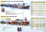 Catalogue du sac tissé par pp faisant la centrale (1)