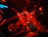 Neues bewegliches Hauptlicht des Disco-Stadiums-Lichteffekt-Träger-360 der Rollen-16*25W RGBW 4in1 des Träger-LED